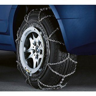 BMW Snow Chains for 235/55 R17 and 235/50 R18   X3 SAV 2005 2010 Automotive