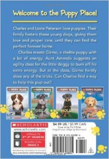 The Puppy Place #33: Gizmo: Ellen Miles: 9780545603805: Books