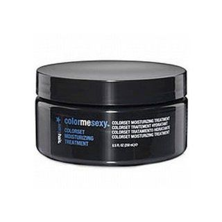 Color Me Sexy Colorset Moisturizing Treatment   Sexy Hair 1.7oz travel size: Beauty