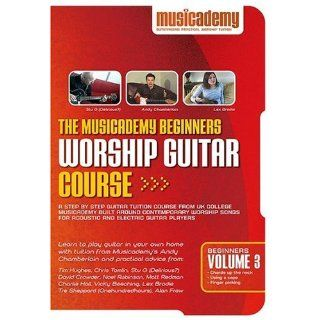 The Musicademy Beginners Worship Guitar Course Volume 3: Andy Chamberlain: Movies & TV