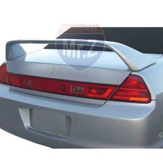 1998 2002 Honda Accord 2D Custom Spoiler Custom Type R Style (Unpainted): Automotive