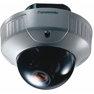 Panasonic High Res Color Dome Camera (PS WV CW244F) : Surveillance Camera Cables : Camera & Photo