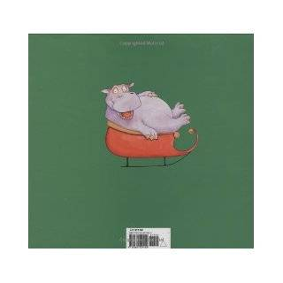 I Want a Hippopotamus for Christmas: John Rox, Bruce Whatley: 9780060529420: Books