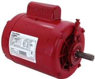 AO Smith C244 6 1/2 Inch Frame Diameter 3/4 HP 1725 RPM 115 230 Volt 10.4 Amp Sleeve Bearing Water Circulator: Home Improvement