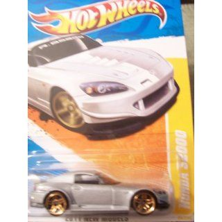 Hot Wheels 2011 New Models Honda 20/50 S2000 20/244: Toys & Games
