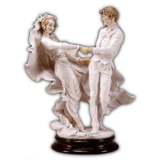 "WEDDING WALTZ 493F   ARMANI WEDDINGS 16.50""   Decorative Cake Toppers"