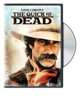 Quick & The Dead: Tom Conti, Kate Capshaw, Kenny Morrison, Sam Elliott, Joseph Cates: Movies & TV