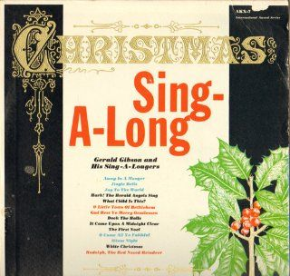 Christmas Sing a long: Music