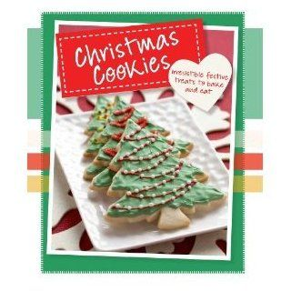 Christmas Cookies 80 Page Recipe Cookbook Bake Holiday Love Food Brand New: Everything Else