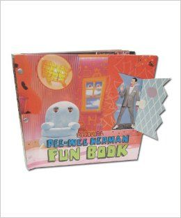 Official Pee wee Herman Funbook: Marc Balet, Paul Reubens, Ryan Cox, John Koch, Todd Williamson, Frederic Pinet, Annika Sundelius: Books