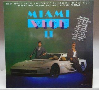 Miami Vice II [LP, DE, MCA 254 445 1] Music