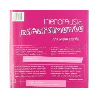 MENOPAUSIA NATURALMENTE: MAGDALENA DURAN: 9788492568147: Books
