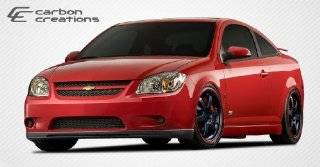 2005 2010 Chevrolet Cobalt Carbon Creations SS Front Lip Under Spoiler Air Dam   1 Piece Automotive