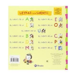 El cuento de la T / Story of T (Letras Con Cuento / Letters With Stories) (Spanish Edition): Begona Oro, Maria Luisa Torcida: 9788421680391: Books