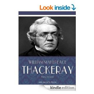Barry Lyndon eBook: William Makepeace Thackeray: Kindle Store