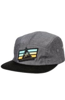 huge discount 134e9 7733c ... 50% off young reckless mens aviator 5 panel hat one size heather black  clothing a200b