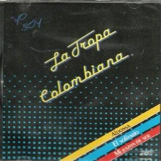 La Tropa Colombiana CD D284: Music