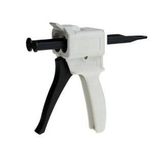Generic Dental Impression Mixing Dispensing Dispenser Gun 50ml Color White Health & Personal Care