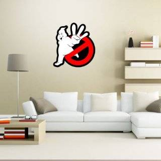 """Ghostbusters III Wall Graphic Decal Sticker 23"""" x 22""""   Wall Decor Stickers"""