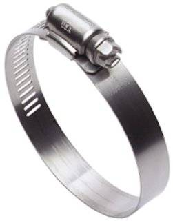 """Ideal Tridon 62M5651 '62M Series' Micro Gear 5/16"""" Band 201/301 Stainless Steel Clamp: Automotive"""