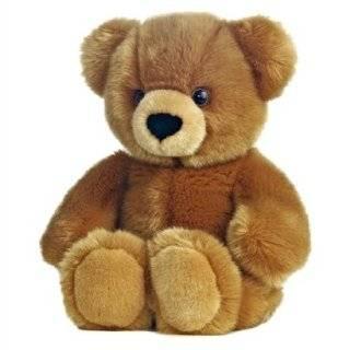 Cuddle Bear the Sitting Stuffed Teddy Bear by Aurora Toys & Games