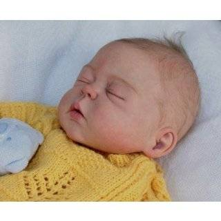 Cameron UNFINISHED Vinyl Reborn Doll Kit By Sheila Michael (With Girl Body) Toys & Games