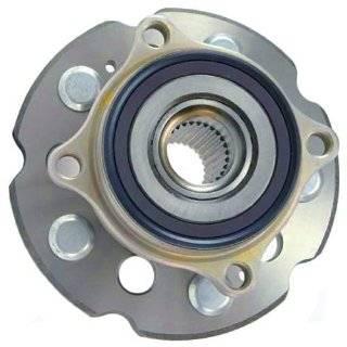 512342 Axle Bearing & Hub Assembly, Acura MDX/ZDX, Honda Pilot, Rear Driven Hub without ABS Automotive