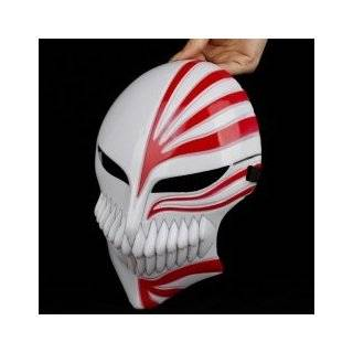 DIY Homemade : Bleach Hollow Cosplay Props   Halloween Mask   DIY Cosplay Costume (Make Your Halloween Mask Outstanding) for Carnival Party, Halloween, Cosplay, Prom, Night Party   Ship From Asia and Take Time for Process: Everything Else