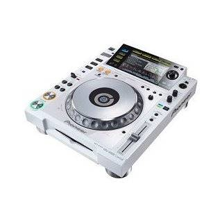 Pioneer CDJ 2000W Professional Multi Player   White LImited Edition: Musical Instruments