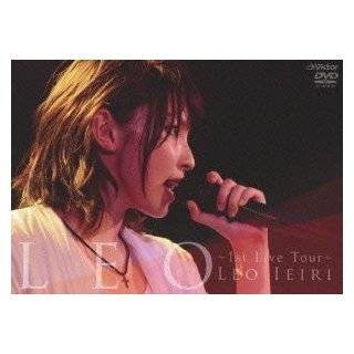 Leo Ieiri   Leo 1St Live Tour [Japan DVD] VIBL 666 Movies & TV