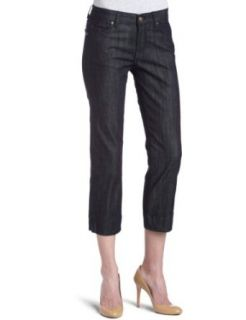 Cj by Cookie Johnson Women's Mercy Crop Straight Leg Jean, Cosmos, 24 at  Women�s Clothing store