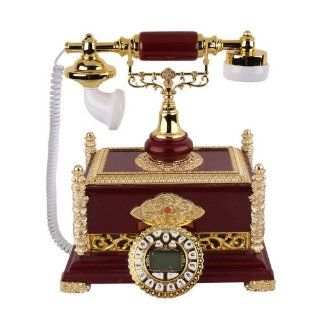 vintage phones vintage telephone antique telephones retro telephone genuine fashion creative landline telephones European Style aristocracy family villa Vintage jade Antique Telephone   Living Room Furniture Sets