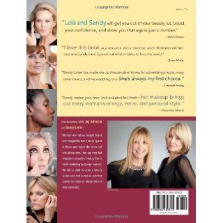 The Makeup Wakeup Revitalizing Your Look at Any Age Lois Joy Johnson, Sandy Linter, Bette Midler 9780762439355 Books