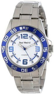 Viceroy Women's 432840 05 Real Madrid Sports Stainless Steel White Dial Watch: Watches