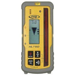 Spectra Precision Laser HL750 Laserometer Detector