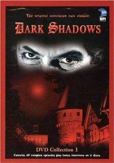 Dark Shadows DVD Collection 1: Alexandra Moltke, Jonathan Frid, Joan Bennett, Louis Edmonds, Kathryn Leigh Scott, Nancy Barrett, John Karlen: Movies & TV