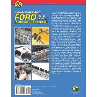 High Performance Ford Engine Parts Interchange (SA Design) George Reid 9781934709191 Books