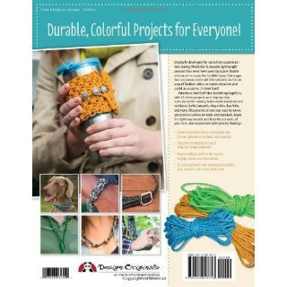 Parachute Cord Craft: Quick & Simple Instructions for 22 Cool Projects (Design Originals): Pepperell Company, Samantha Grenier: 9781574213713: Books
