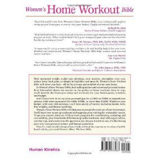 Women's Home Workout Bible: Brad Schoenfeld: 9780736078283: Books