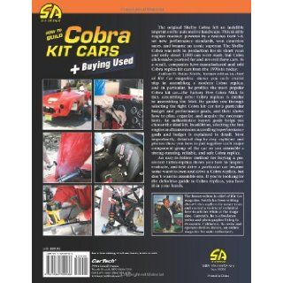 How to Build Cobra Kit Cars + Buying Used (Project Series) (Performance Projects) D. Brian Smith 9781934709436 Books