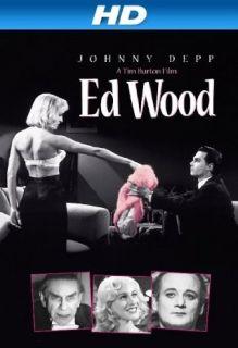 Ed Wood [HD] Johnny Depp, Martin Landau, Sarah Jessica Parker, Patricia Arquette  Instant Video