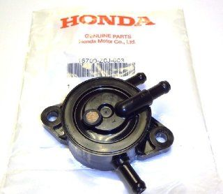 New Genuine Honda OEM Fuel Pump 16700 Z0J 003 for Honda, Briggs & Stratton, Kawaski, John Deere: Everything Else