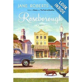 Roseborough: Jane Roberts Wood: Books
