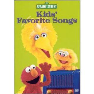 Sesame Street/ Kids Favorite Songs DVD