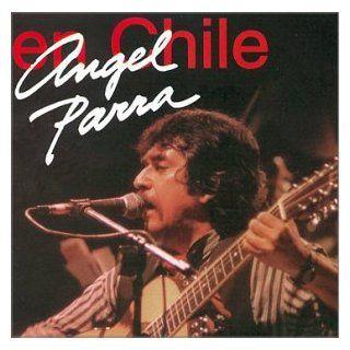 Angel Parra en Chile Music