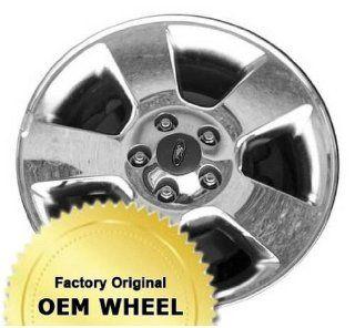 FORD EXPLORER 17x7.5 5 SPOKE Factory Oem Wheel Rim  CHROME   Remanufactured: Automotive