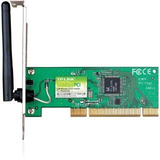 BRAND NEW TP Link TL WN353G 802.11g 54M 54 Mbps Wireless G Wi Fi WiFi Network Internet LAN Adapter Dongle PCI Card Desktop/PC Computers & Accessories