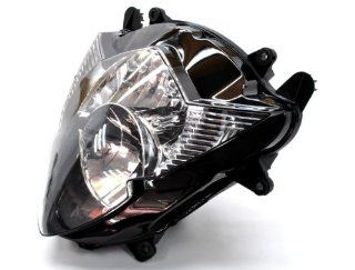 Clear Motorcycle Racing HeadLight Streetfighter Signal Fit For Suzuki 05 06 GSXR1000 GSX R1000 K5 08 09 GSX650F 10 12 GSX1250FA: Automotive