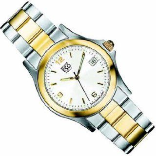 Two Tone ESQ Swiss Esquire Classic Sport Men's Watch: Jewelry Days: Watches
