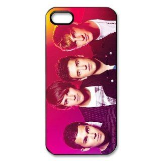 Big Time Rush Band Photo iPhone 5 Case Plastic New Back Case: Cell Phones & Accessories